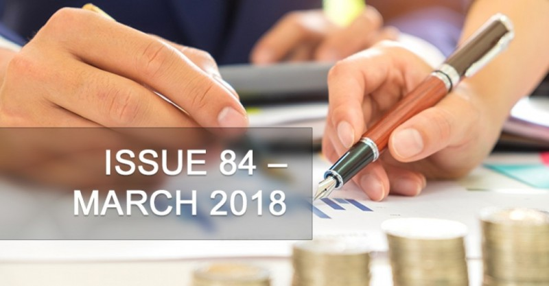 Issue 84 – March 2018