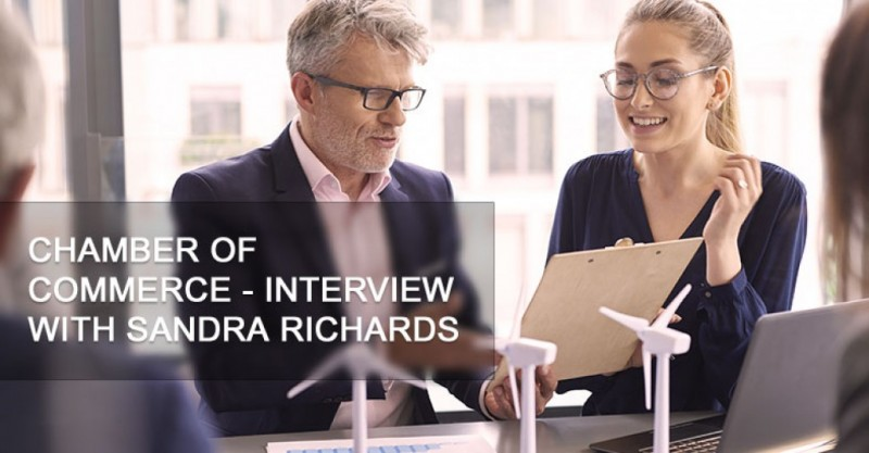 Chamber of Commerce - Interview with Sandra Richards